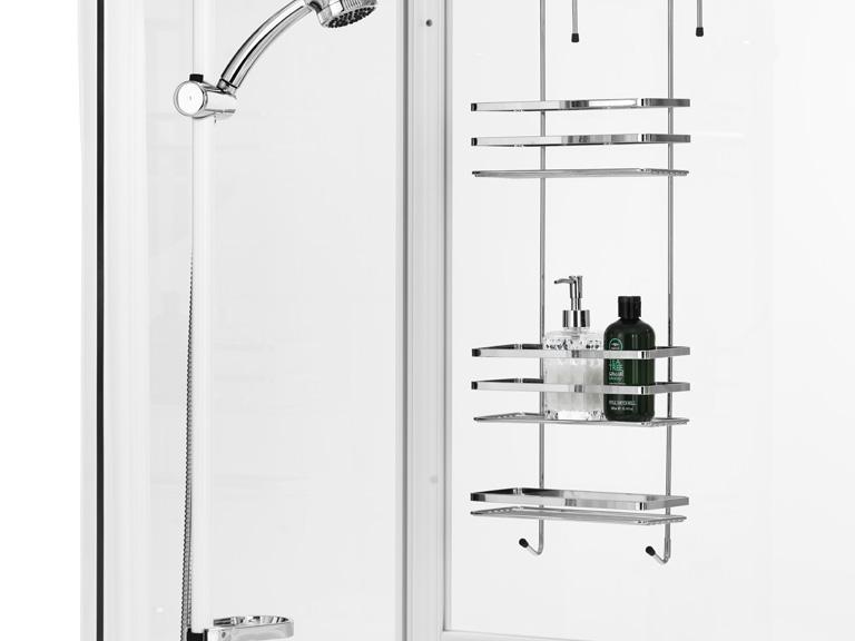 tijdelijke douche voor in huis